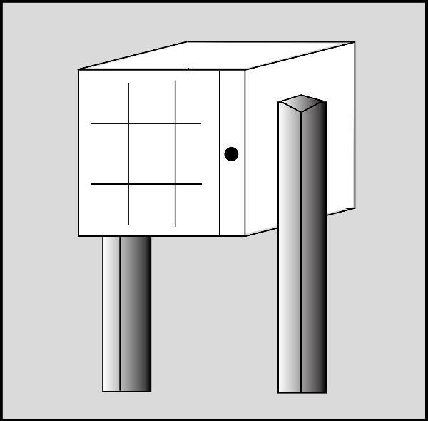 Boite au lettre collective r sine boites aux lettre for Exterieur 8 lettres
