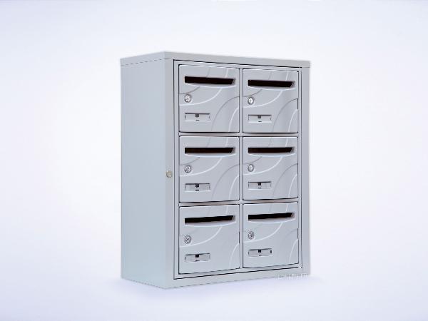 boites aux lettres originales design acier vigik boites aux lettres acier anti vandale. Black Bedroom Furniture Sets. Home Design Ideas