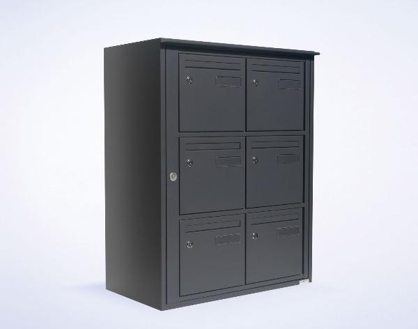 dimensions boites aux lettres edelen ext 233 rieur anti vandale