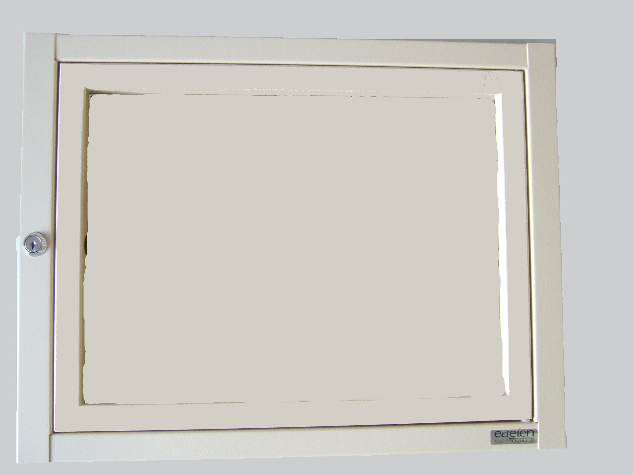 tableau d 39 affichage acier vitrine d 39 affichage copropri t immeuble collectif. Black Bedroom Furniture Sets. Home Design Ideas